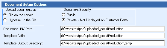 Managing document security in ConnectWise - NexNow